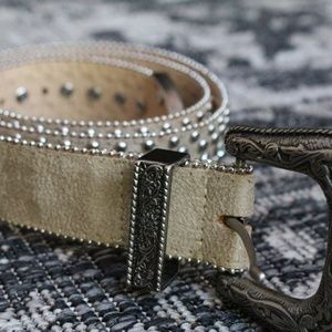 Guess Rhinestone Belt